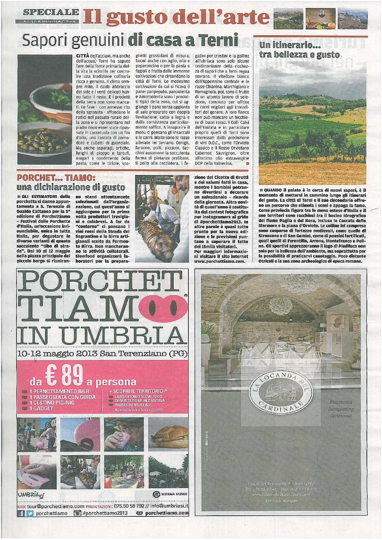 Repubblica Marzo 2013